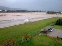 پروازها به استان لرستان لغو شده است