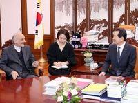 کره جنوبی خواهان توسعه روابط همه جانبه با ایران است