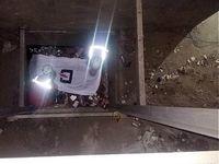 مرگ کارگر جوان پس از سقوط ۹ طبقهای +تصاویر