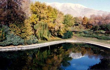 باغ ملی گیاه شناسی