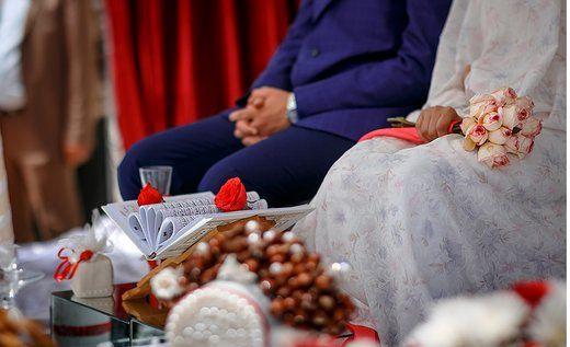 شرط عجیب داماد برای عروس خانم