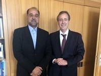 در دیدار نماینده آلمان در اینستکس با سفیر ایران چه گذشت؟