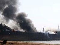 ادعای تازه آمریکا، قایقهای ایران در حال برداشتن مین عمل نکرده +فیلم