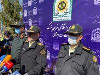دستگیری یک خرابکار انتحاری در تهران