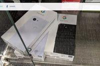 مشخصات گوشیهای جدید گوگل افشا شد