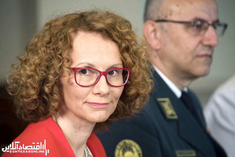 وزیر دفاع مقدونیه شمالی