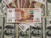 روبل روسیه همچنان در حال سقوط است