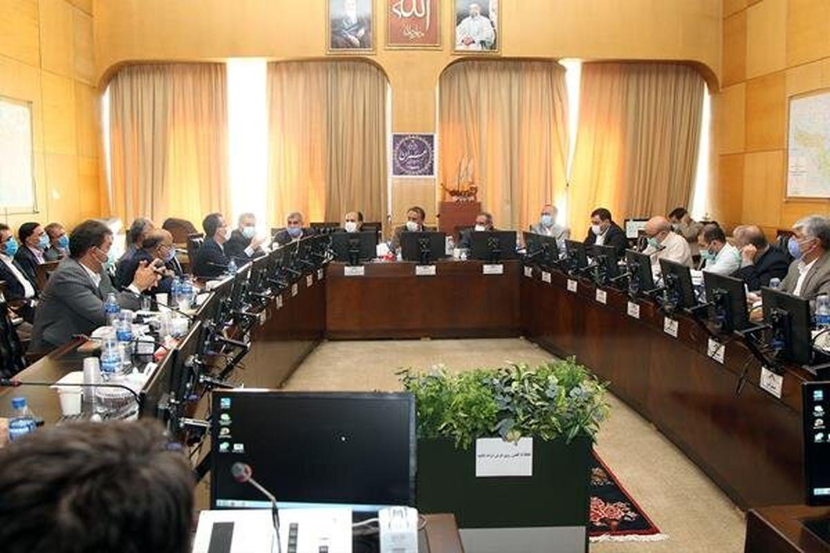 بررسی لایحه مشارکت عمومی-خصوصی در کمیسیون عمران