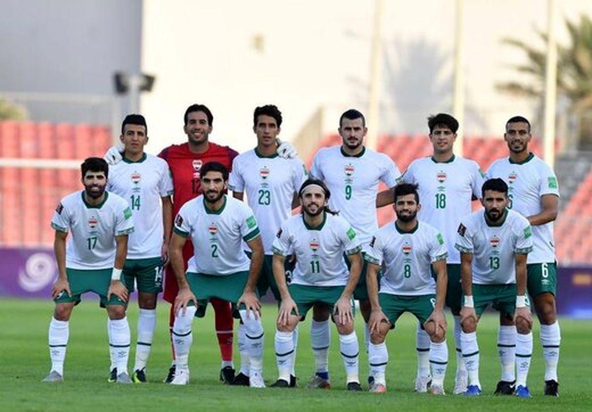 خط و نشان کاپیتان تیم ملی عراق برای ایران + عکس