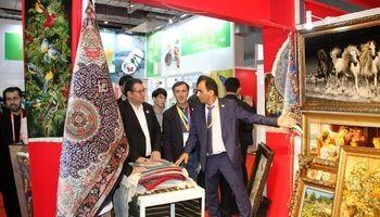 پاویون ایران در شانگهای با حضور رحمانی گشایش یافت