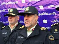 دستگیری ۲۰ اخلالگر نظم در تهران