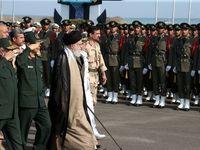 حضور رهبرانقلاب در مراسم دانشآموختگی ارتش +تصاویر