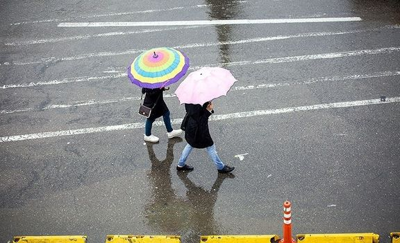 کاهش ۳۲درصدی بارندگی در ایران