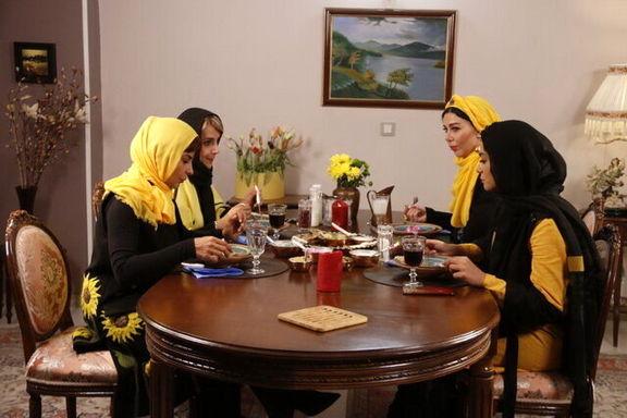 بازیگران جذاب جدید در شام ایرانی +عکس