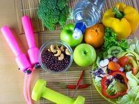 راهی برای کاهش وزن: رژیم غذایی یا ورزش؟!