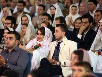 جشن ازدواج 122زوج دانشجو
