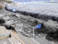وقوع سونامی در منطقه زلزله زده اندونزی