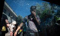 دستگیری اراذل و اوباش محله اتابک +عکس