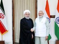 روحانی: همکاری با هند بهویژه در زمینه ترانزیت و انرژی بسیار راهبردی است