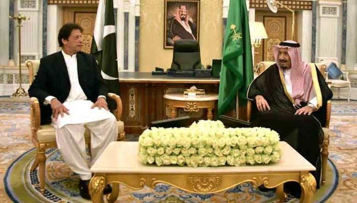 پرداخت دومین کمک 1میلیارد دلاری عربستان به پاکستان