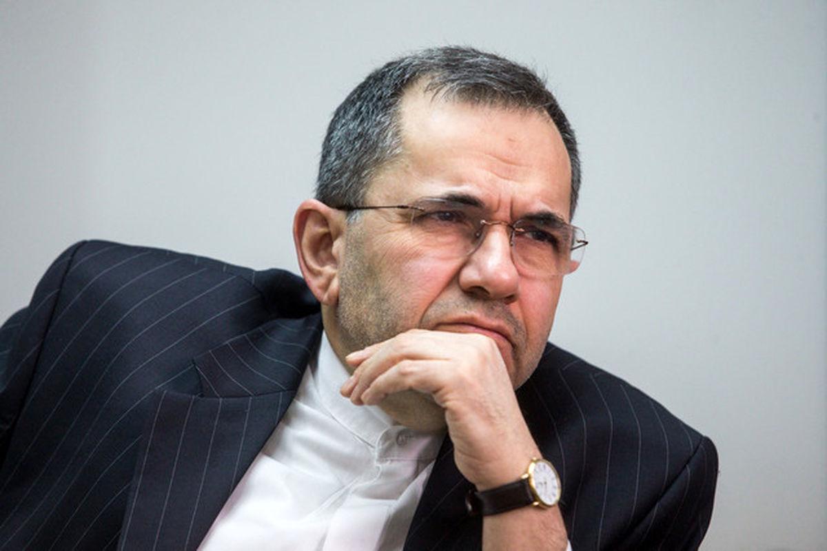 تختروانچی: ظاهرا ترامپ از اینکه ایران به دنبال سلاح اتمی نیست، آگاهی ندارد