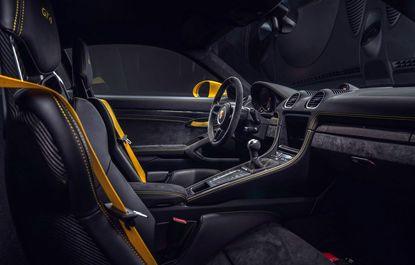 پورشه 718 کیمن GT4 رسما معرفی شد
