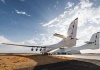 بزرگترین هواپیمای تاریخ به پرواز درمیآید