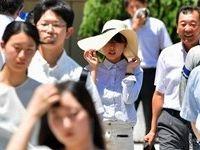 گرما در ژاپن طی یک هفته 65قربانی گرفت