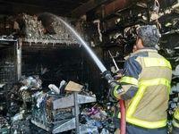 انفجار مغازه لوازم جشن تولد یک کشته برجای گذاشت