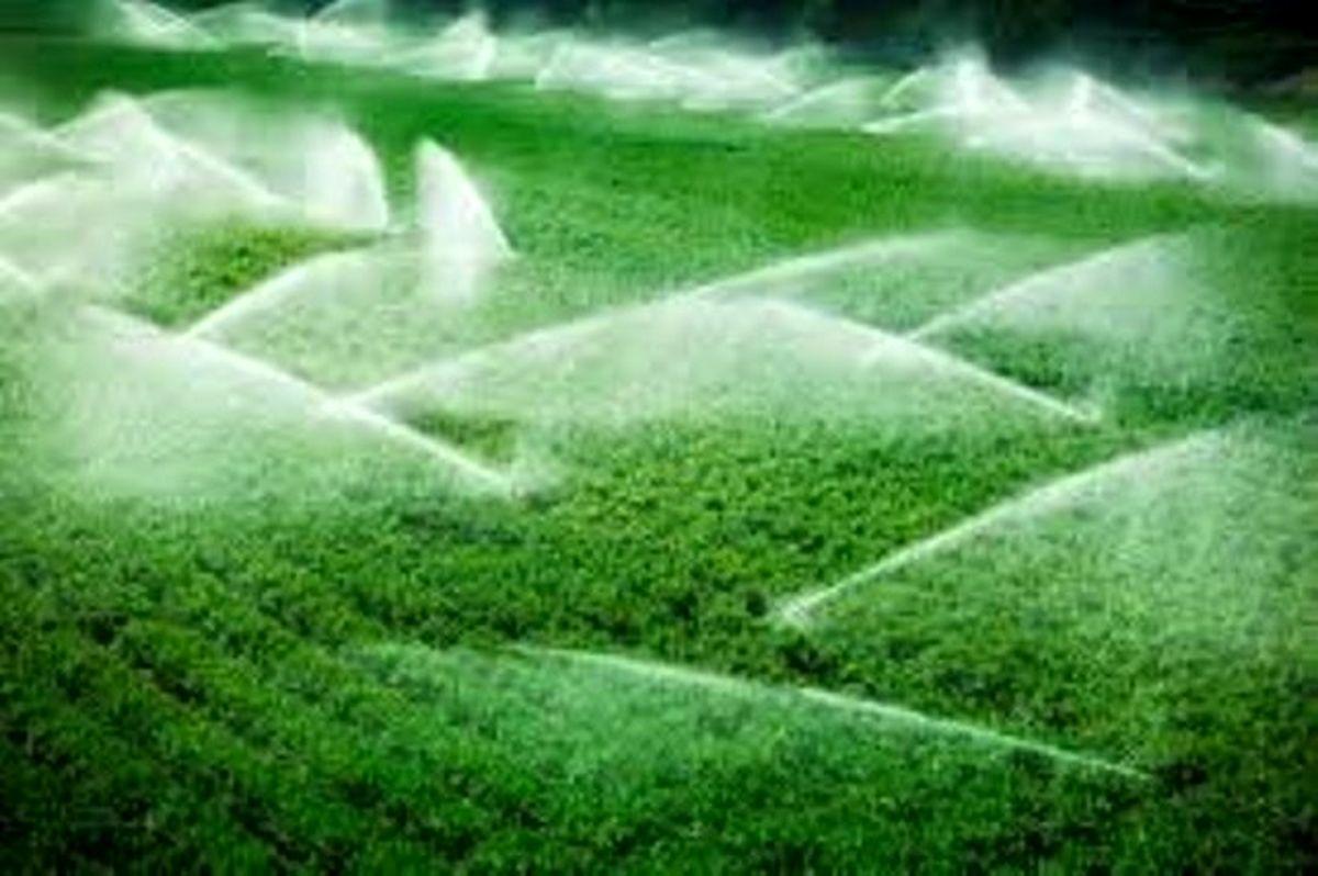 ضعف مدیریت منابع آب کشاورزی