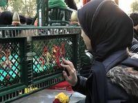 اربعین به سبک مسلمانان لندن +تصاویر