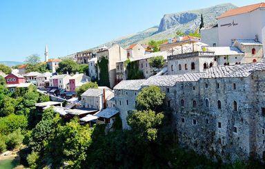 شهری زیبا در بوسنی