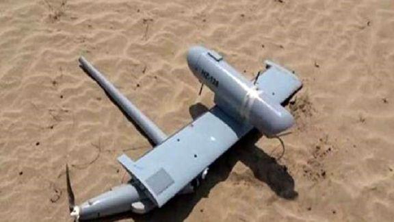 یمنیها پهپاد جاسوسی سعودی را سرنگون کردند