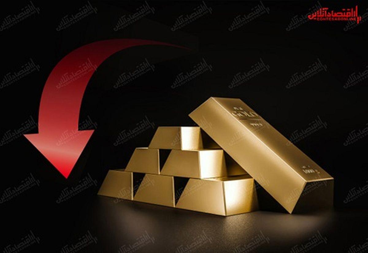 سقوط طلا به قعر چهار ماهه/ کاهش قیمت با بهبود چشمانداز اقتصادی