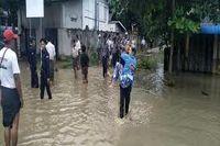 85کشته در اثر فروریختن سد در میانمار