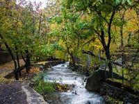 سمفونی پاییز در روستاهای تهران +تصاویر