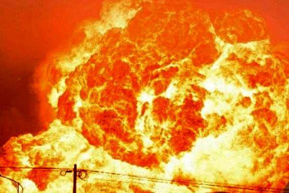 انفجار تانکر بنزین در شهران شمالی