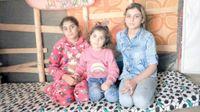 سرگذشت ۳ خواهر اسیر در چنگ داعشیها +عکس