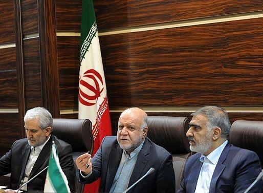 افزایش تولید نفت و میعانات گازی ایران در سال۹۶/ تکمیل فازهای باقی مانده پارس جنوبی در سالجاری