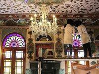 شاهکار معماری ایران در عمارت هزارپنجره +تصاویر
