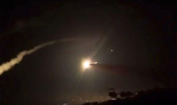 حمله اسرائیل به سوریه هواپیماهای غیرنظامی را تهدید کرد