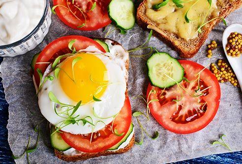 این خوراکیها چشمانتان را نجات میدهند