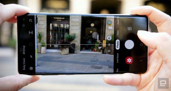 پیش به سوی دوربین ۶۴مگاپیکسلی موبایل