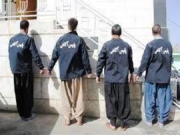 دستگیری 5مامور قلابی در اصفهان