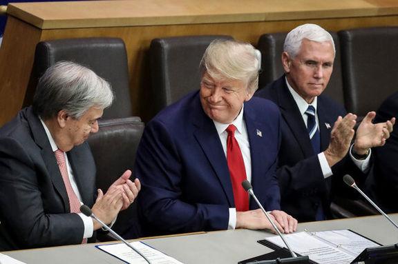 وزیر انرژی آمریکا: ترامپ برگزیده خداوند است