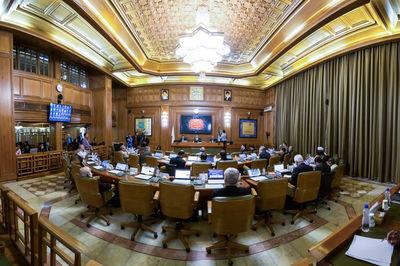 عدم امکان خروج از شورا برای اعضای شورای شهر