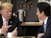 گفتوگوی «ترامپ» و «آبه» پس از سفر روحانی به ژاپن