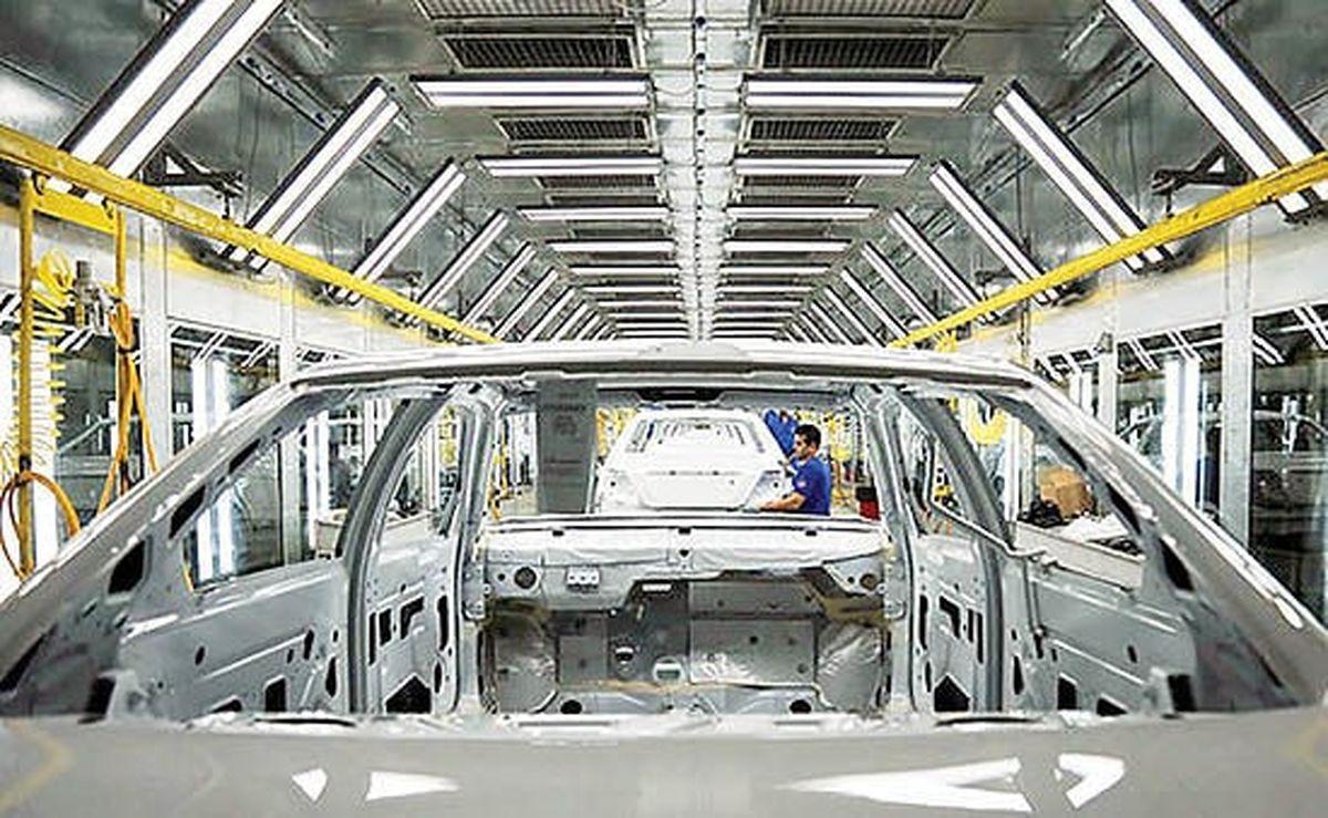 تولید خودرو تا پایان بهمن رشد ۱۹درصدی داشت