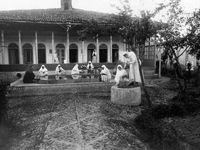 خانه دختر ناصرالدین شاه +عکس