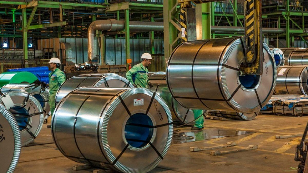 برنامهریزی برای تولید ۳۲میلیون تن فولاد خام